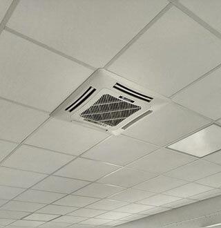 Klimatyzacja do firmy i biura w Warszawie